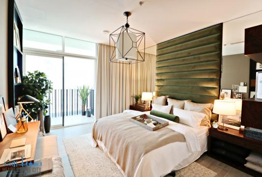 Bedroom in Apartment for sale in Belgravia Square at JVC Dubai/Ellington Group