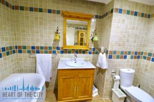Second bathroom in Apartment for sale in Sadaf at JBR in Dubai