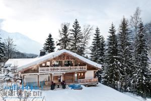 Chalet for rent at Chamonix in France